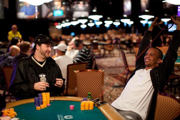 THE WSOP DAILY SHUFFLE: FRIDAY, JUNE 8, 2012