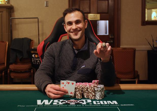 KEVIN IACOFANO WINS MAIN EVENT AT THE RIO CIRCUIT