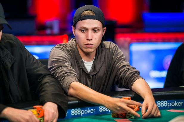 Article image for: REIGNING WSOP.COM PLAYER OF THE YEAR THRIVING ON LIVE FELT