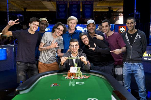 IDAN RAVIV WINS WSOP GOLD BRACELET IN SIX-MAX