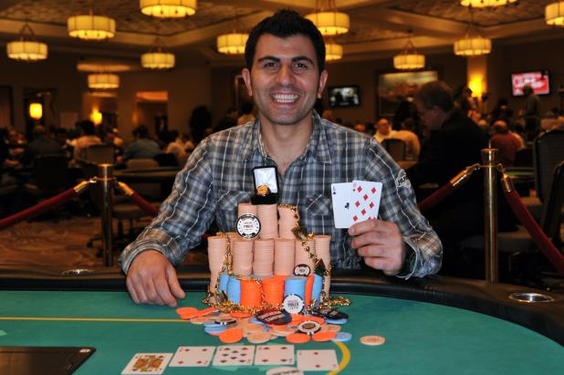 CASINO CHAMPION PROFILE: IDRIS GENCOGLU