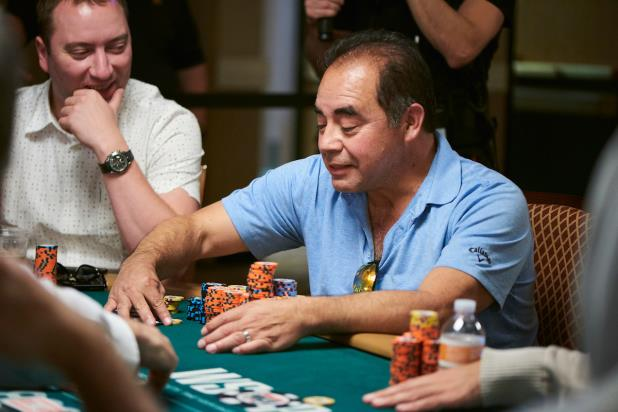 IGNACIO SANCHEZ LEADS DAY 2C PLAYERS, PHIL IVEY FINISHES JUST OUTSIDE TOP TEN
