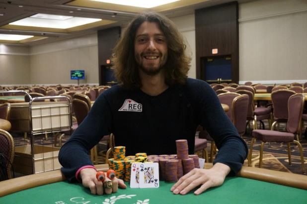 Article image for: IGOR KURGANOV WINS HIGH ROLLER EVENT AT BALLY'S CIRCUIT