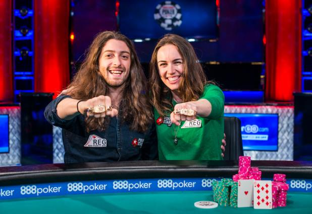 IGOR KURGANOV AND LIV BOEREE WIN $10K TAG TEAM EVENT