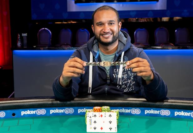 Article image for: ISMAEL BOJANG WINS $1500 POT LIMIT OMAHA EVENT