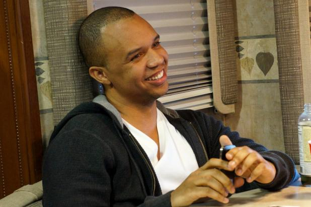 IVEY LEAGUE: A ONE-ON-ONE INTERVIEW WITH THE WORLD'S BEST POKER PLAYER PHIL IVEY