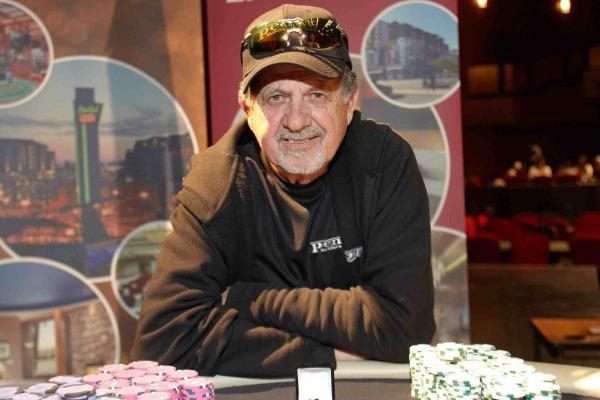 JOHN CRNCIC WINS RIVER ROCK CASINO MAIN EVENT