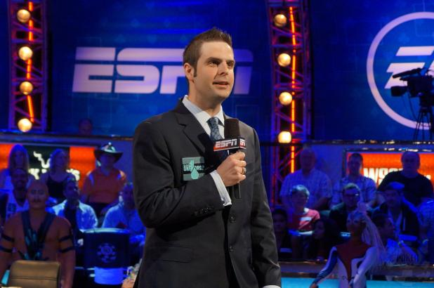 Tournament Director By Day, Poker Announcer By Night