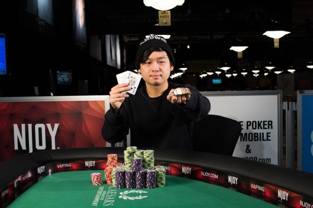 Article image for: JACK DUONG WINS INAUGURAL BOUNTY EVENT