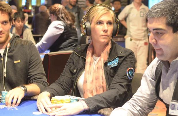 MAIN EVENT DAY 2 RECAP: GLAZIER SOARS, SHACK-HARRIS TOP TEN TOO