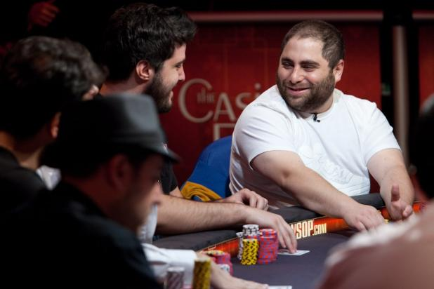 Article image for: WSOP EUROPE HAS A WINNER!  IT'S JAMES BORD!