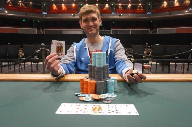 Article image for: JAMES DORRANCE WINS CIRCUIT'S LARGEST-EVER MAIN EVENT