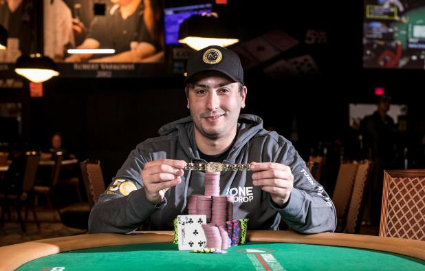 Article image for: JAMES ANDERSON WINS $1,111 LITTLE ONE FOR ONE DROP, WINS FIRST BRACELET AND $690,686