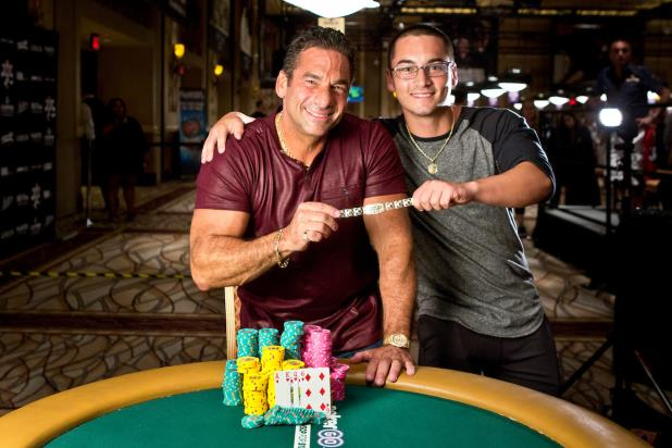 Article image for: JAMES CALDERARO WINS $25,000 POT-LIMIT OMAHA HIGH ROLLER