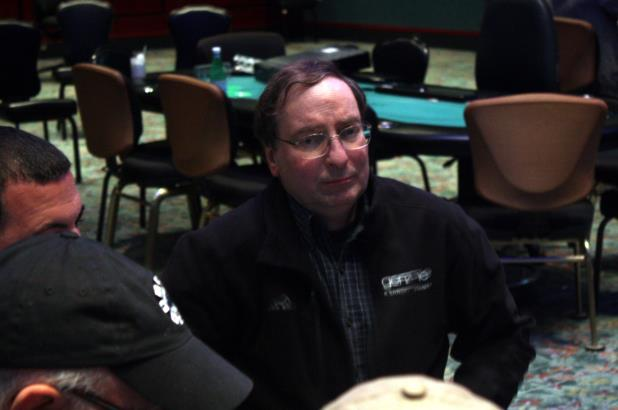 Article image for: JAMES MAGNER LEADS MAIN EVENT AT FOXWOODS HEADING INTO DAY 2