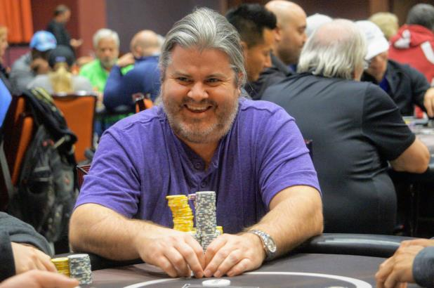 JARED HEMINGWAY LEADS 183 PLAYERS IN DAY 2 OF CHOCTAW MAIN EVENT