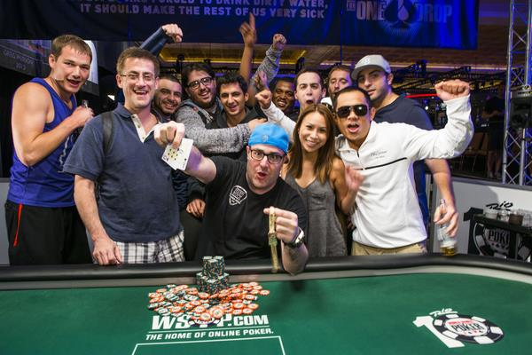 Article image for: JARED JAFFEE WINS THE $1,500 MIXED MAX