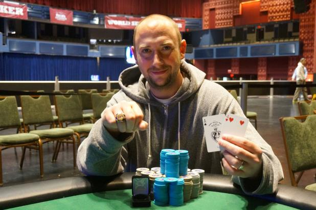 Article image for: JASON SANDLING WINS 2013/14 HARRAH'S CHEROKEE CIRCUIT MAIN EVENT