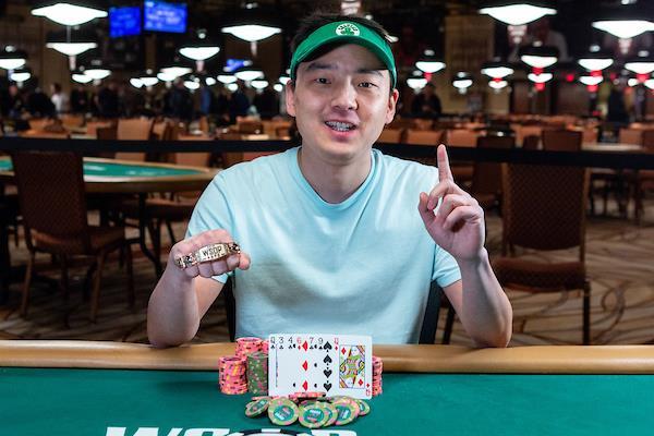 JAY KWON WINS $1,500 RAZZ