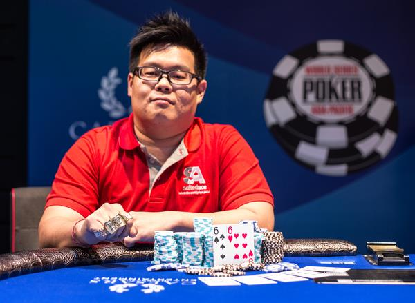Article image for: JAY LOO BECOMES MALAYSIA'S FIRST EVER WSOP BRACELET WINNER