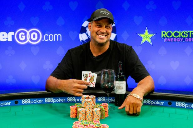 Article image for: JEAN-ROBERT BELLANDE TRIUMPHS IN $5,000 NO-LIMIT HOLD'EM 6-HANDED