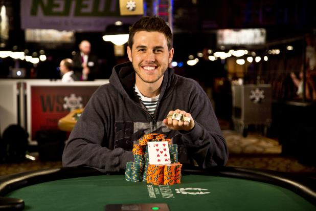 Article image for: JEFF SMITH BANKS $323K AND FIRST BRACELET IN LATEST $1K EVENT