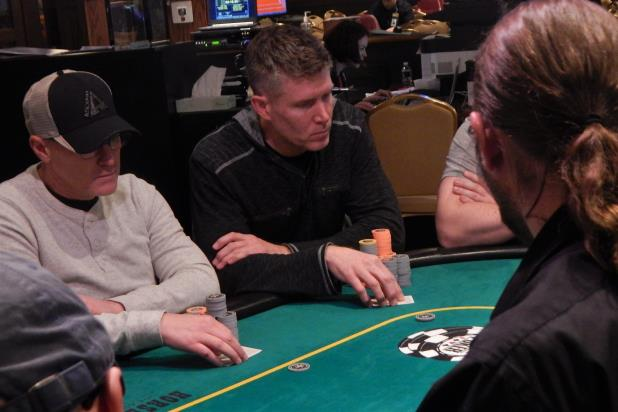 Article image for: BRACELET WINNER JEFF TEBBEN LEADS FINAL FOUR PLAYERS IN COUNCIL BLUFFS CIRCUIT MAIN
