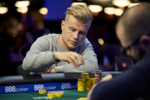 FINN FINISHES FIRST: JENS KYLLONEN WINS $25K HIGH-ROLLER POT-LIMIT CHAMPIONSHIP