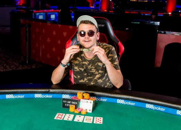 JENS LAKEMEIER WINS $2,500 BIG BET MIXED EVENT