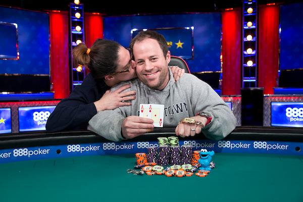 Article image for: JEREMY WIEN WINS $5,000 BIG BLIND ANTE NO-LIMIT HOLD'EM