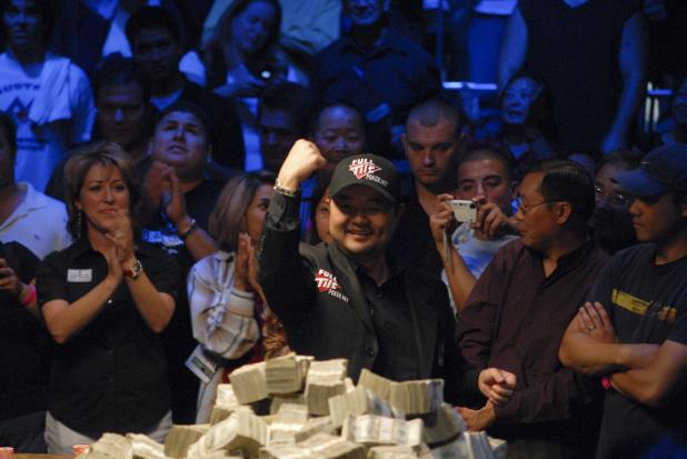 Article image for: THE YEAR THAT WAS: LOOKING BACK AT THE 2007 WSOP