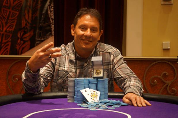 JERRY MONROE WINS NEW ORLEANS MAIN EVENT