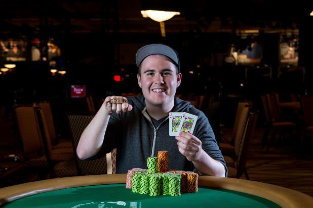 Article image for: JERRY ODEEN WINS FIRST WSOP BRACELET IN $1,500 NO-LIMIT/PLO MIX