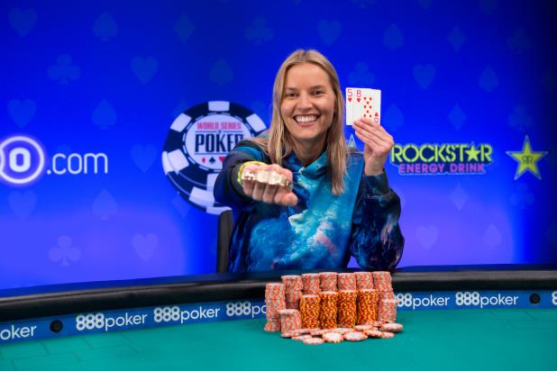 Article image for: JESSICA DAWLEY WINS $1,000/$10,000 LADIES NO-LIMIT HOLD'EM CHAMPIONSHIP