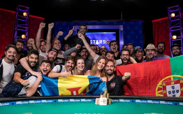 Article image for: JOAO VIEIRA CLAIMS $5,000 NO-LIMIT HOLD'EM 6-HANDED TITLE