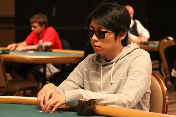 Joseph Cheong Begins His 2011 WSOP