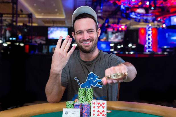 JOE CADA WINS THE CLOSER FOR SECOND BRACELET OF SUMMER