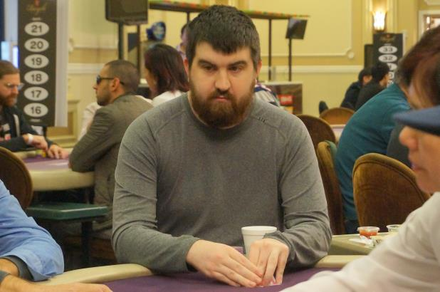 Article image for: JOE KUETHER HEADLINES RETURNING PLAYERS IN HARRAH'S PHILADELPHIA MAIN EVENT