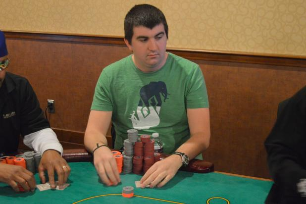 Article image for: JOE KUETHER LEADS HARRAH'S PHILADELPHIA FINAL TABLE