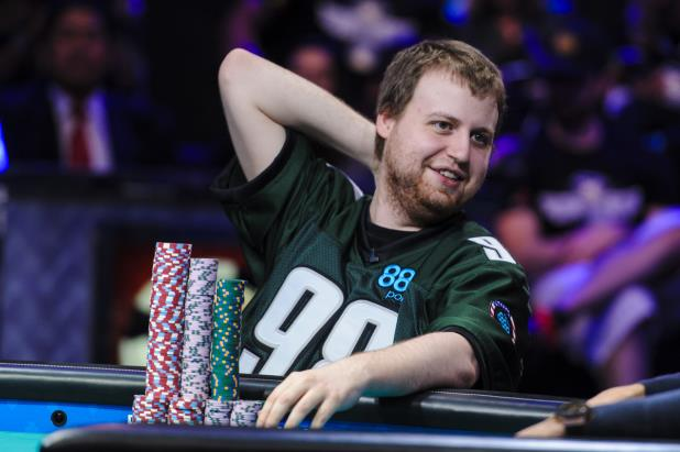 Article image for: 2015 WSOP NOVEMBER NINE -- DAY ONE REPORT