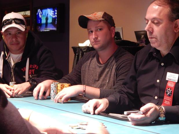 HARVEYS LAKE TAHOE MAIN EVENT - DAY 1 RECAP
