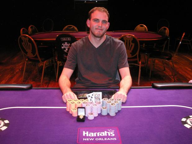 Article image for: John Dolan Takes Top Spot in $1,000 Buy-In No-Limit Hold'em Tourney