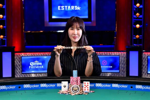 Article image for: JIYOUNG KIM WINS WSOP'S ANNUAL LADIES EVENT