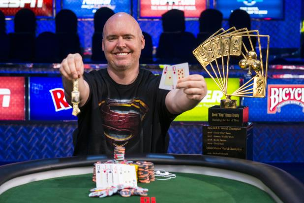 JOHN HENNIGAN ON TOP OF THE WORLD AFTER $50K POKER PLAYERS CHAMPIONSHIP VICTORY