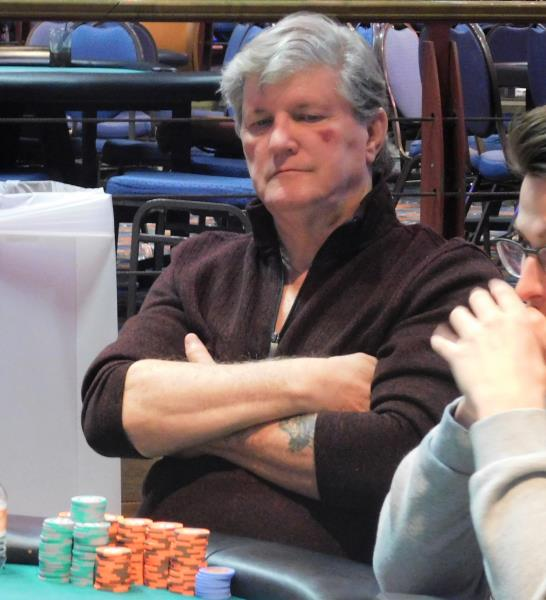 JOHNNY LANDRETH BAGS DAY 1B CHIP LEAD IN TUNICA