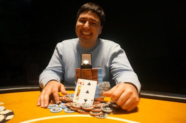 Article image for: JONATHAN GAVIAO WINS HARRAH'S TUNICA MAIN EVENT
