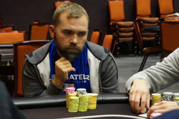 Article image for: JONATHAN HANNER LEADS FINAL 11 IN CHOCTAW MAIN EVENT