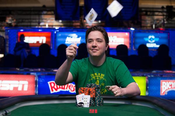 Article image for: JORDAN MORGAN TRIUMPHS IN HEADS-UP MARATHON AND WINS FIRST GOLD BRACELET