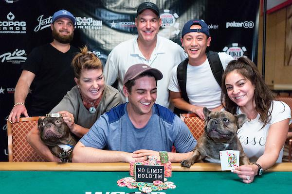 Article image for: JORDAN POLK WINS $1,500 MIXED NO-LIMIT HOLD'EM/POT-LIMIT OMAHA EIGHT-MAX