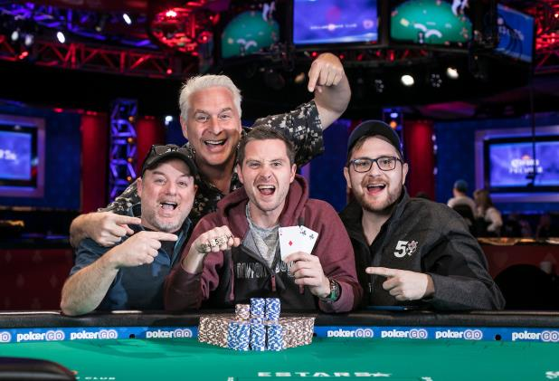 Article image for: JORDEN FOX WINS $1,000 DOUBLE STACK NO-LIMIT HOLD'EM